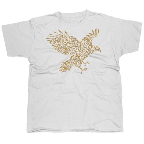 Eagle mintás póló