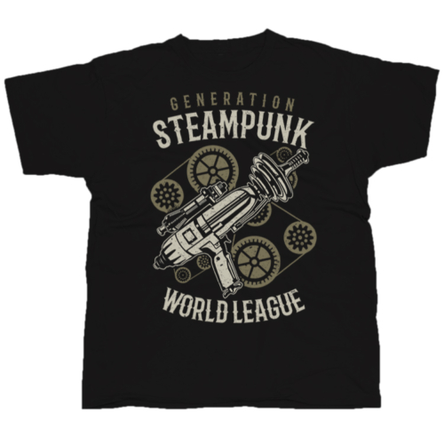 Generation Steampun póló