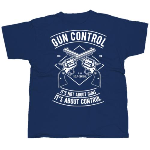 Gun Control póló