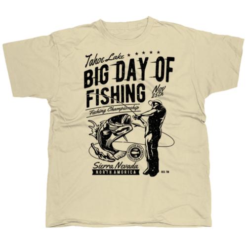 Big Day of Fishing horgász póló