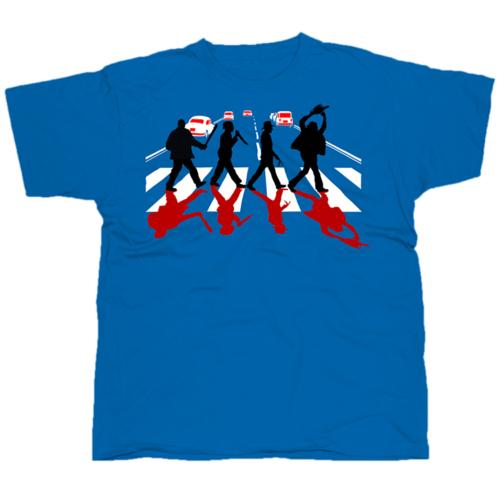 Abbey Road Killer póló