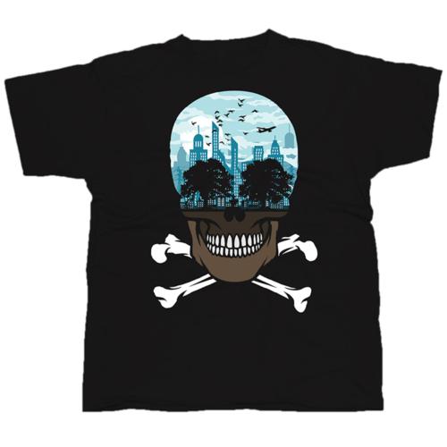 Dead City póló