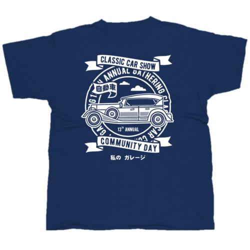 Classic Car Show póló