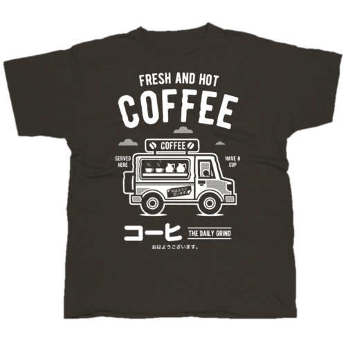 Coffee Van póló