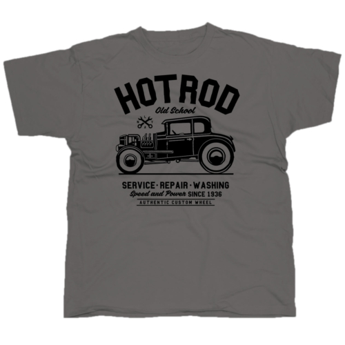 Hotrod Old School póló