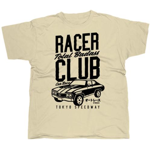 Racer club autós póló
