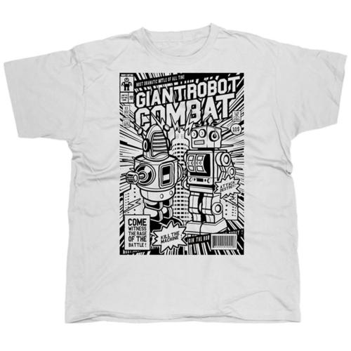 Giant Robot Combat póló