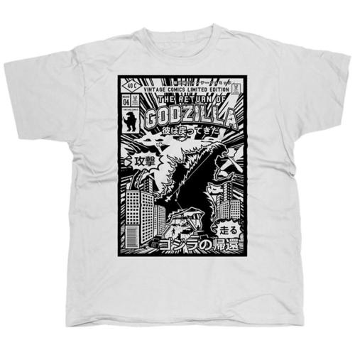 Godzilla póló
