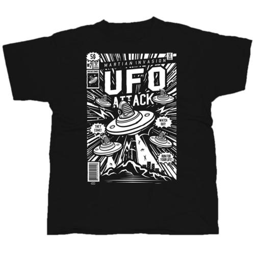 Ufo Attack póló