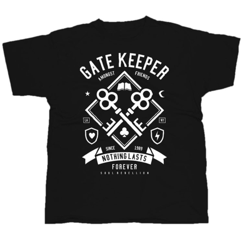 Gate Keeper póló