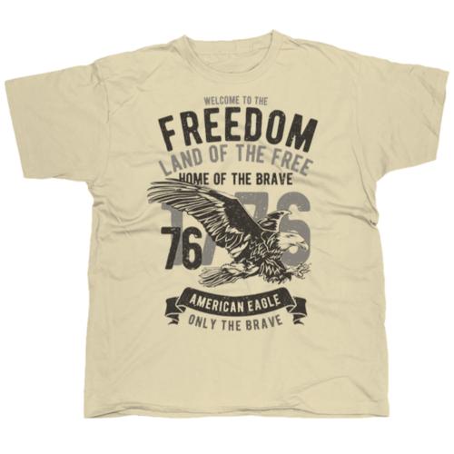 Welcome To The Freedom póló