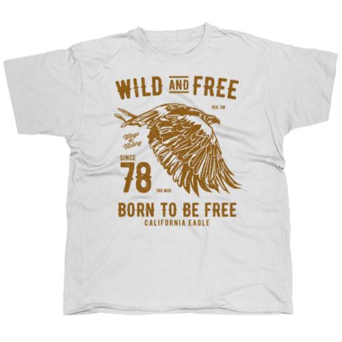 Wild And Free póló