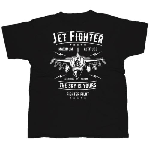 Jet Fighter póló