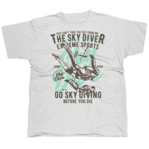 Sky Diver póló