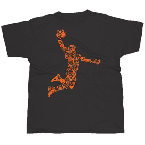 Basketball Player póló