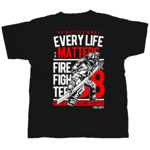 Every Life Matters póló