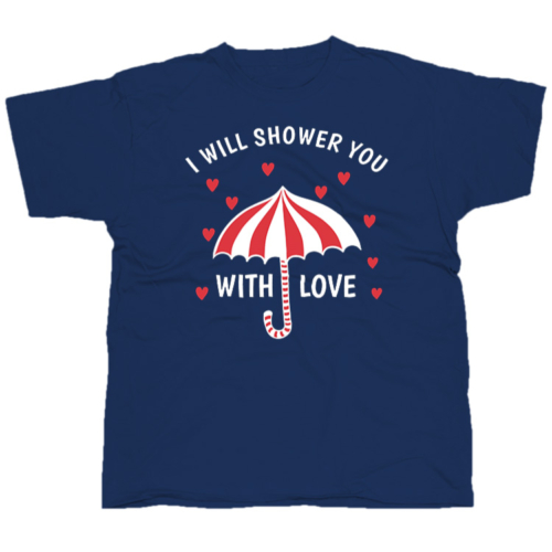Shower Love póló