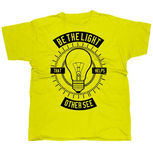 Be The Light póló