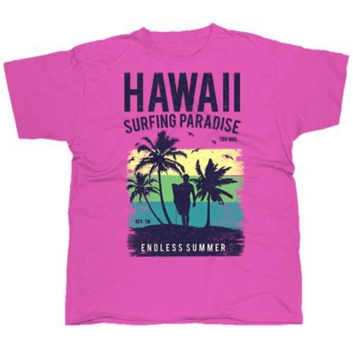 Hawaii póló