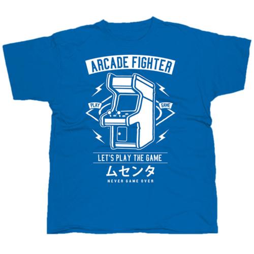 Arcade Fighter póló