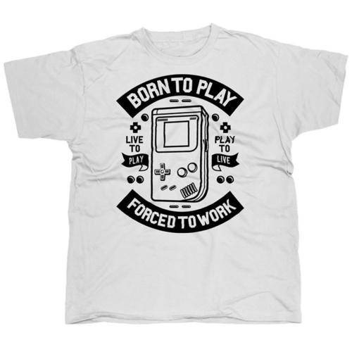 Born To Play póló