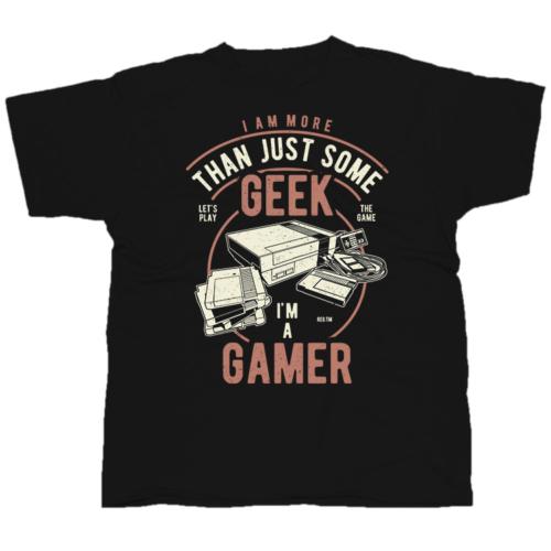 Geek Gamer póló