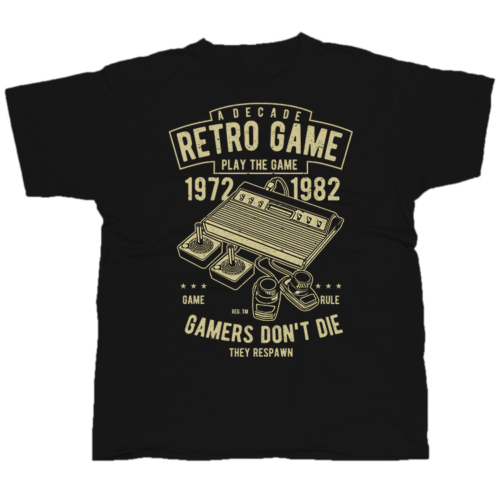 Retro Game póló