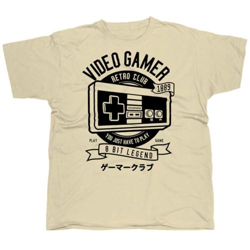 Video Gamer póló